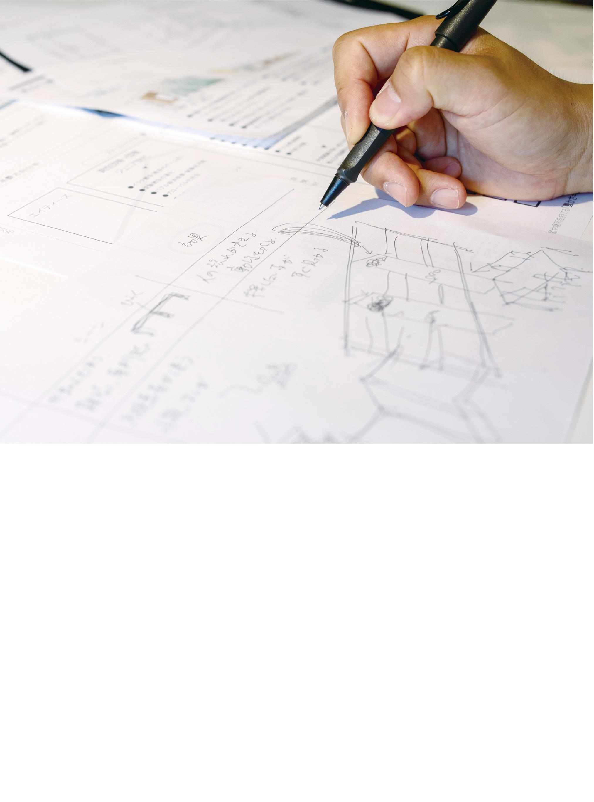 商品開発イメージ